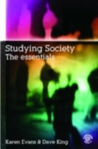 Ebook in inglese Studying Society Evans, Karen , King, Dave