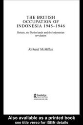 British Occupation of Indonesia: 1945-1946