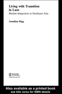 Ebook in inglese Living with Transition in Laos Rigg, Jonathan