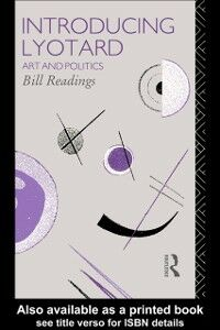 Ebook in inglese Introducing Lyotard Readings, Bill