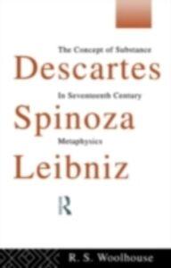 Ebook in inglese Descartes, Spinoza, Leibniz Woolhouse, Roger
