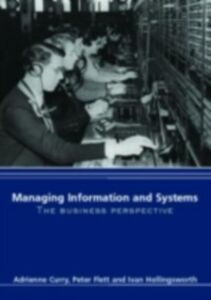 Foto Cover di Managing Information & Systems, Ebook inglese di AA.VV edito da Taylor and Francis