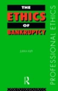 Ebook in inglese Ethics of Bankruptcy Kilpi, Jukka