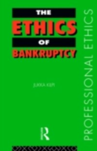 Ebook in inglese Ethics of Bankruptcy Kilpi, Jukka