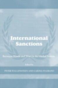 Ebook in inglese International Sanctions -, -
