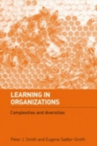 Ebook in inglese Learning in Organizations Sadler-Smith, Eugene , Smith, Peter J