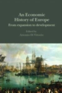 Ebook in inglese Economic History of Europe -, -