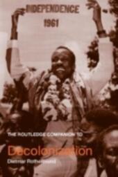 Routledge Companion to Decolonization
