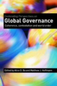 Ebook in inglese Contending Perspectives on Global Governance -, -