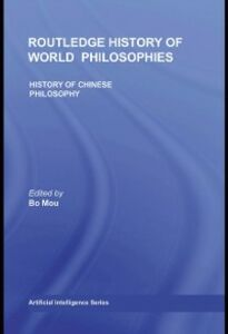 Ebook in inglese History of Chinese Philosophy -, -