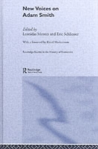 Ebook in inglese New Voices on Adam Smith -, -