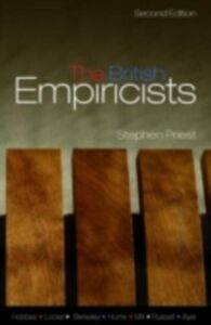 Ebook in inglese British Empiricists Priest, Stephen