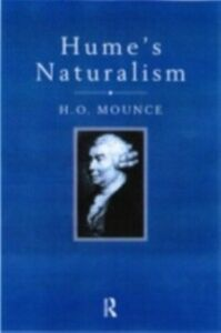 Foto Cover di Hume's Naturalism, Ebook inglese di H.O Mounce,Howard Mounce, edito da Taylor and Francis