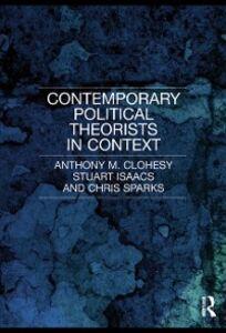 Foto Cover di Contemporary Political Theorists in Context, Ebook inglese di AA.VV edito da Taylor and Francis