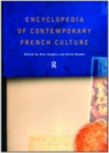 Ebook in inglese Encyclopedia of Contemporary French Culture -, -
