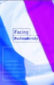 Ebook in inglese Facing Postmodernity Silverman, Max