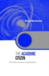 Ebook in inglese Academic Citizen Macfarlane, Bruce
