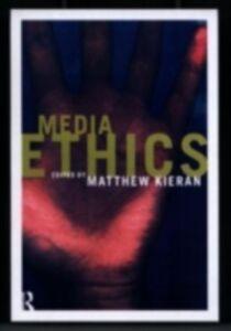 Ebook in inglese Media Ethics