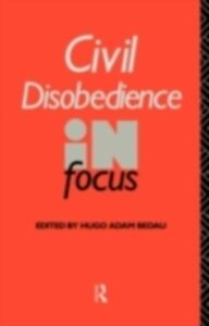 Ebook in inglese Civil Disobedience in Focus