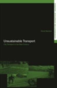 Ebook in inglese Unsustainable Transport Banister, David