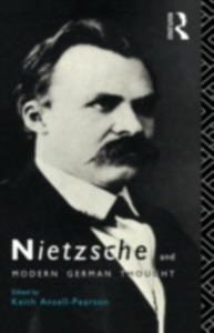 Ebook in inglese Nietzsche and Modern German Thought -, -