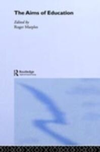 Ebook in inglese Aims of Education -, -