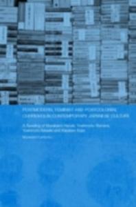 Ebook in inglese Postmodern, Feminist and Postcolonial Currents in Contemporary Japanese Culture Murakami, Fuminobu