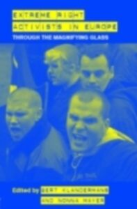 Ebook in inglese Extreme Right Activists In Eur -, -