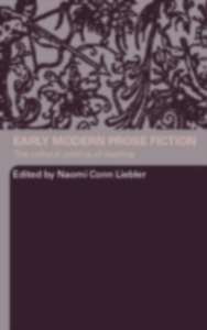 Ebook in inglese Early Modern Prose Fiction -, -