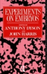 Ebook in inglese Experiments on Embryos -, -