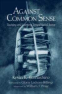 Ebook in inglese AGAINST COMMON SENSE -, -