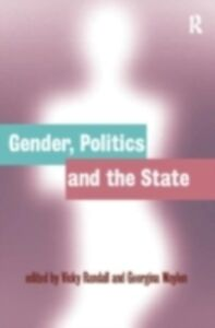 Foto Cover di Gender, Politics and the State, Ebook inglese di  edito da Taylor and Francis