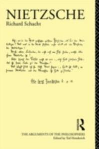 Ebook in inglese Nietzsche Schacht, Richard