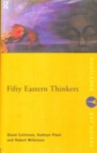 Foto Cover di Fifty Eastern Thinkers, Ebook inglese di AA.VV edito da Taylor and Francis