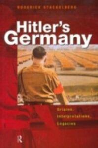 Ebook in inglese Hitler's Germany Stackelberg, Roderick