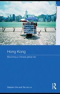 Ebook in inglese Hong Kong Chiu, Stephen , Lui, Tai-Lok