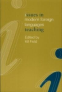 Foto Cover di Issues in Modern Foreign Languages Teaching, Ebook inglese di  edito da Taylor and Francis