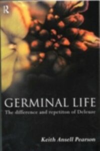 Ebook in inglese Germinal Life Ansell-Pearson, Keith , Pearson, Keith Ansell