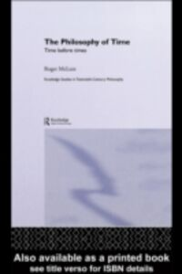 Ebook in inglese Philosophy of Time McLure, Roger
