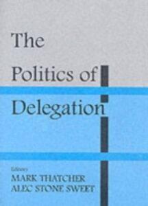 Ebook in inglese Politics of Delegation
