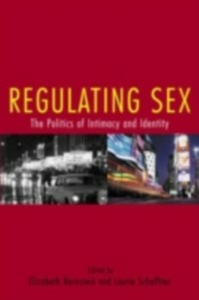 Ebook in inglese Regulating Sex -, -