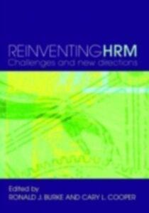 Ebook in inglese Reinventing HRM -, -