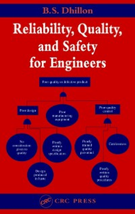 Ebook in inglese Reliability, Quality, and Safety for Engineers Dhillon, B.S.