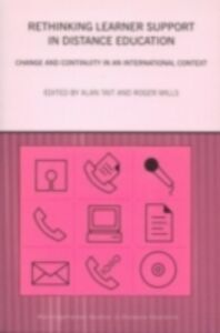 Ebook in inglese Rethinking Learner Support in Distance Education -, -