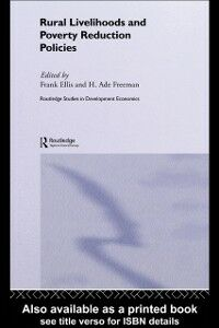 Ebook in inglese Rural Livelihoods and Poverty Reduction Policies
