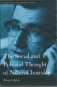 Ebook in inglese Social and Political Thought of Noam Chomsky Edgley, Alison