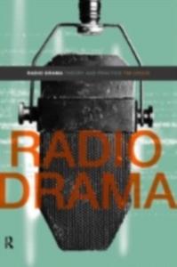 Ebook in inglese Radio Drama Crook, Tim