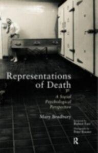 Foto Cover di Representations of Death, Ebook inglese di Mary Bradbury, edito da Taylor and Francis