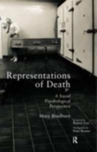 Ebook in inglese Representations of Death Bradbury, Mary