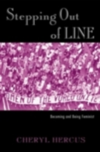 Ebook in inglese Stepping Out of Line Hercus, Cheryl